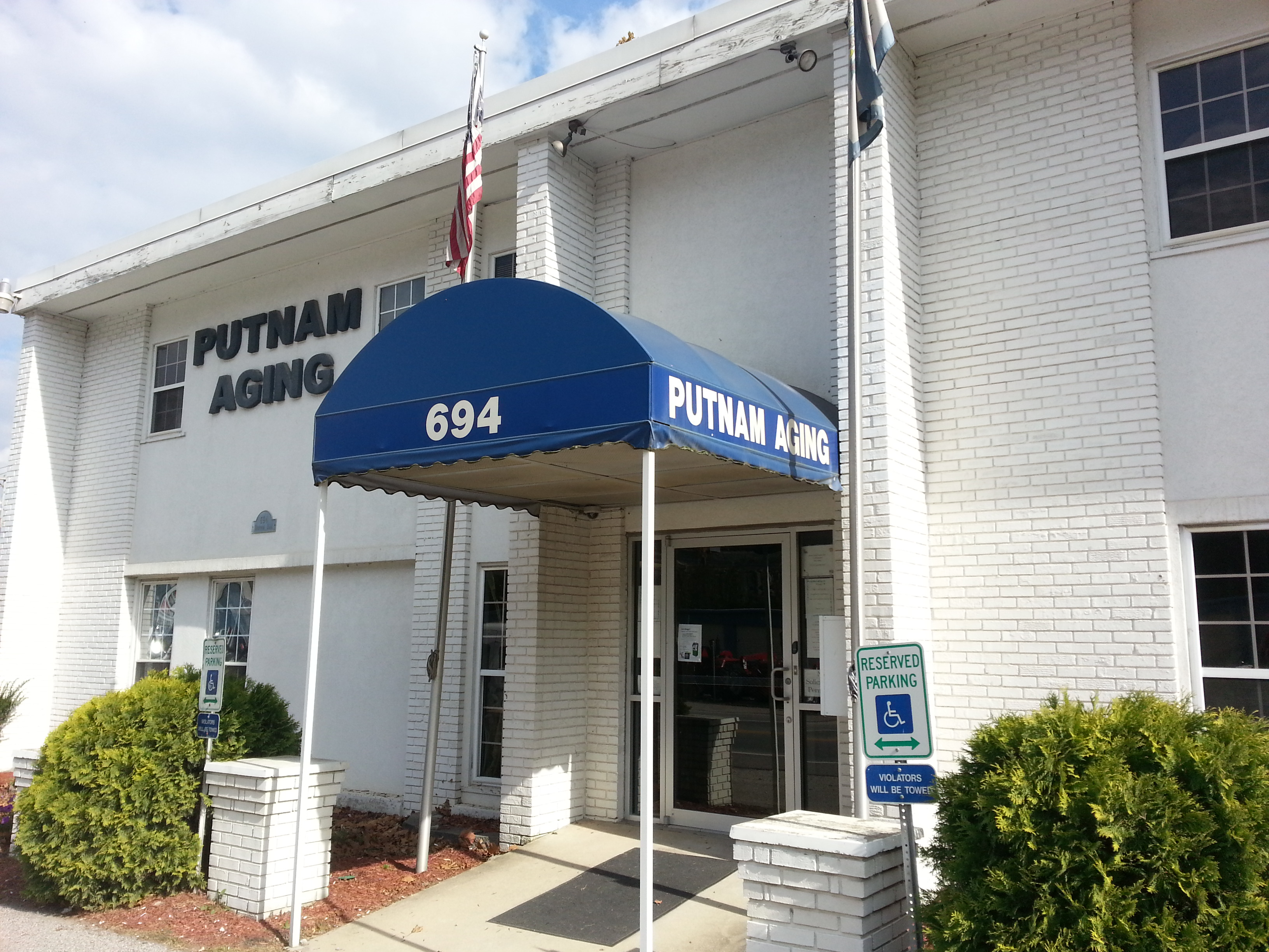 About Us | Putnam County Aging Program